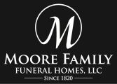 Moore Family Funeral Homes LLC_white on black bg