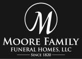 Moore Family Funeral Homes LLC_white on black bg